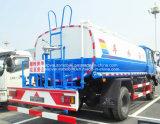 rodas 12m3 6 que polvilham o caminhão 12000 litros de caminhão de pulverização da água para a venda