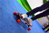 skate longo da placa da mobilidade elétrica 4-Wheel