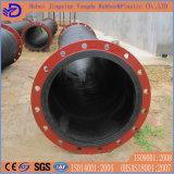 高圧大きい直径ファブリックか下水に使用するナイロンゴム製ホース