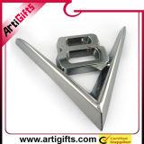 Apの顧客3Dデザインロゴ車のバッジ