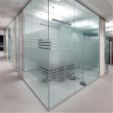 Abgehärtetes Sicherheitsglas für Büro-Innentrennwand