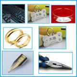 Изготовление Holylaser профессиональное для машины маркировки лазера волокна высокого качества материалов металла