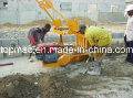 移動式Concrete Block MachineかBrick Machine