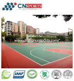 Fabriqué en Chine Basketball / Tennis / Volleyball Court Floor for Sport Surfacing