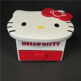 Hola rectángulo de /Gift del rectángulo de joyería del gatito