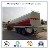 La Chine 30000L 50000L de réservoir de carburant à la remorque semi