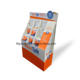 Papphaken-Papierhängenstöpsel-Haken-Bildschirmanzeige-Zahnstange