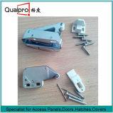 Trava instantânea usada Furnitue OP7902 do impulso da trava do toque do indicador da porta