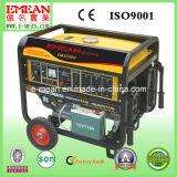 6kw de draagbare Generator Em5500he van het Begin van de Enige Fase Elektrische