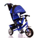 3 Farben-Multifunktionsbaby-Dreiradkind-Dreirad