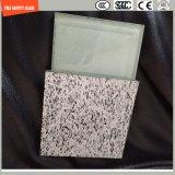 3-19mm bereiften UV-Beständiger der Silkscreen-Druck/saure Ätzung/,/Muster-Ebene/verbogen ausgeglichenes/Hartglas für LED-Licht, im Freienmöbel, Dekoration mit SGCC/Ce