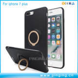 Magnetischer Ring-Halter-Telefon-Kasten für iPhone 7 7plus