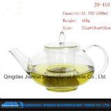 茶飲むことのための耐熱茶るつぼガラスのびん