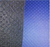 작은 이쑤시게 급소를 찌른 명문구, 파란 단화, PVC 인공 가죽