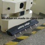 Borde de goma del contacto de la seguridad para el Agv dirigido automatizado del vehículo