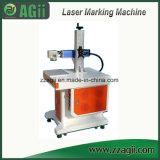 Машина маркировки лазера волокна для гравировки лазера металла нержавеющей стали