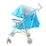 Passeggiatore all'ingrosso del bambino con la struttura di Forldable di buona qualità dalla fabbrica