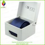 自然なデザイン堅いボール紙のペーパー包装のタイボックス