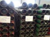 Tubo d'acciaio dell'intelaiatura dell'olio del pozzo d'acqua di API-5CT J55