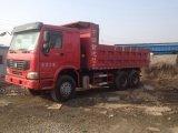 China-Fertigung HOWO verwendete rechten Laufwerk Rhd LKW des Griff-6X4