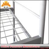 Base di cuccetta accatastabile resistente del metallo dell'esercito dell'istituto universitario del ferro d'acciaio militare adulto del dormitorio