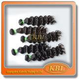 Natürliches Color 4A Brasilianer-Menschenhaar