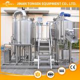 El equipo de la fabricación de la cerveza de la calefacción eléctrica o de vapor con Ce aprobó