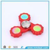 Цветастый обтекатель втулки непоседы треугольника металла для подарка или игрушки