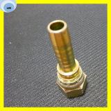 Ajustage de précision métrique hydraulique femelle droit 20111 d'embout de durites