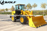 중국 Hot Sale Construction 3t Wheel Loader
