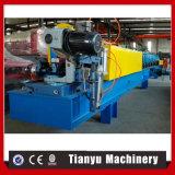 en el mercado cadena de producción acanalada del tubo rodillo que forma la máquina