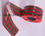 Het rode/Groene Gordijn van pvc