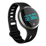 Imprägniern intelligenter Uhr E07 Bluetooth Sport-Band-Pedometer-Eignung-Verfolger für androiden IOS IP67 Anzeige