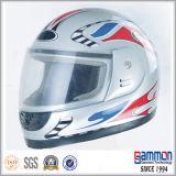 De de glanzende Volledige Motorfiets van het Gezicht/Helm van de Motor door Fabrikant (FL118)
