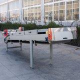De Gediplomeerde KoelTransportband van Ce voor de Automatische Lijn van de Deklaag van het Poeder