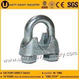 Rigging Zinc plaqué surface DIN 741 Wire Rope Clip