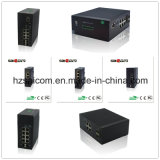 Saicom (SCG2-1124PF) Schalter der Qualitäts 10/100M 24port POE, Portnetz 2combo Schalter Soem-Fabrik