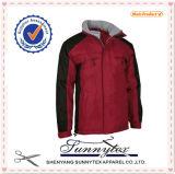 最上質のMen´ Sのばねか秋の標準的な防風の偶然のジャケット