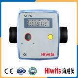 Mètre de chaleur ultrasonique de ménage avec M-Bus/RS-485