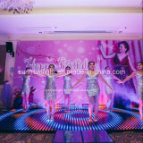 Bankett Hall Welcome RGB 3 in 1 LED Dance Floors