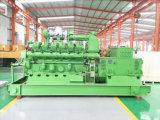 Chino de la marca CE aprobado refrigerado por agua Generador de Biogás