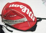 La course imperméable à l'eau extérieure des loisirs de l'homme de mode folâtre le sac de sac à dos de basket-ball