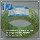 O PVC flexível isolou o fio 1.5 2 4 6 10 elétrico