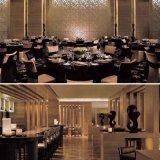 Positionnements de restaurant de meubles d'hôtel de conception de mode