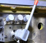 Macchina per la frantumazione cilindrica universale del Semiautomatic di 320 serie (MB1432E)