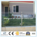 El panel de acoplamiento soldado cubierto PVC de alambre