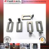 Peças de estampagem de peças de máquinas de fabricação de metais Construção de usinagem