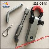 """de """" suporte do grilhão do engate do receptor da barra reboque 2 com isolador"""