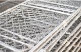 Панель загородки сетки сварки, загородка фермы ячеистой сети