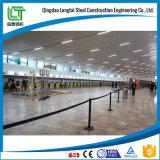 De PrefabGebouwen van het staal voor de Zaal van de Luchthaven